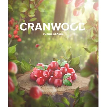 Табак 4.20 Chai Line Cranwood 125 грамм (кизил клюква)