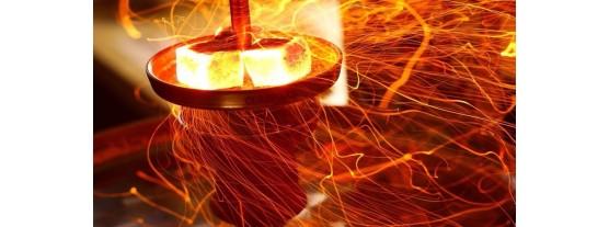 Как разжечь угли для кальяна