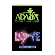 Табак Adalya Love 66 50 грамм (арбуз с маракуей и ментолом)