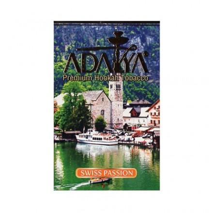 Табак Adalya Swiss Passion 50 грамм (мята ментол маракуйя)