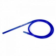 Шланг для кальяна силикон AMY DELUX LONG (синий)