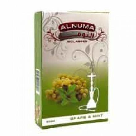 Табак Alnuma  — Grape & Mint 50 грамм (виноград с мятой)