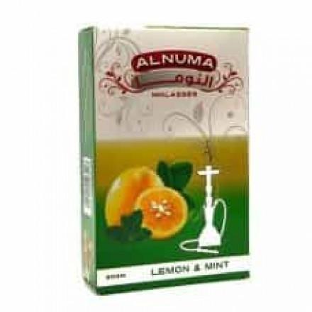 Табак Alnuma  — Lemon & Mint 50 грамм (лимон с мятой)