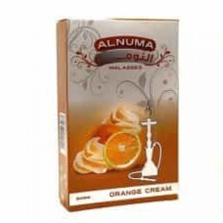 Табак Alnuma  — Orange Cream 50 грамм (апельсин со сливками)