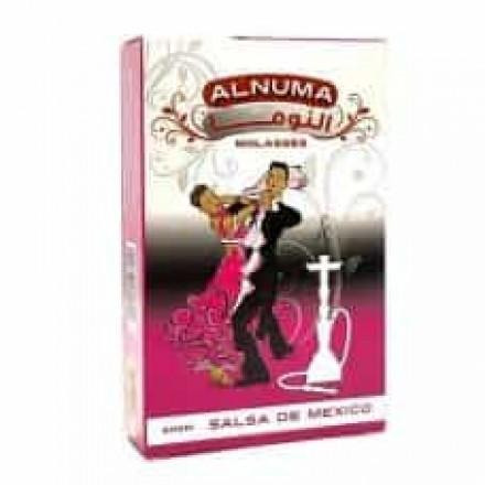 Табак Alnuma  — Salsa De Mexico 50 грамм (фруктовая жвачка)