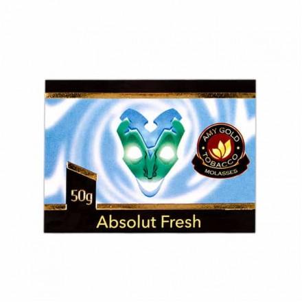 AMY GOLD Absolut Fresh 50g (ледяная мята)