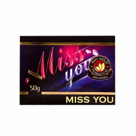 AMY GOLD Miss You 50g (вишневые леденцы)