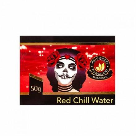 AMY GOLD Red Chill Water 50g (дыня-арбуз-мята)