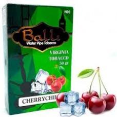 Табак Balli Cherry Chilly 50 грамм (вишня лёд)
