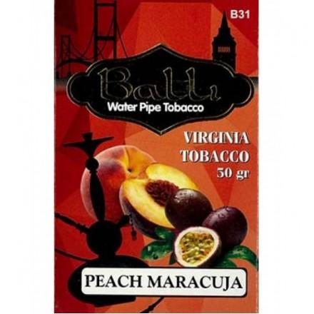Табак Balli Peach Maracuja 50 грамм (персик маракуйя)