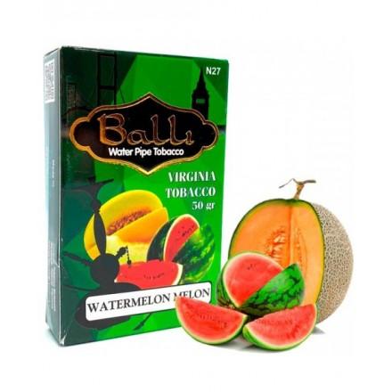 Табак Balli Watermelon Melon 50 грамм (дыня арбуз)