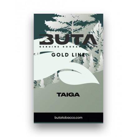 Табак Buta Gold Line Taiga 50 грамм (хвоя)