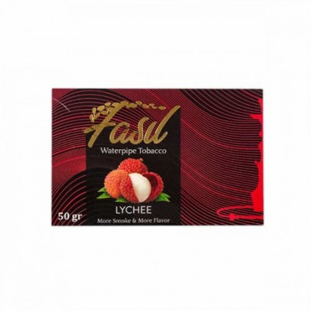 Табак Fasil Lychee 50 грамм (личи)