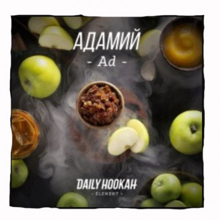 Табак Daily Hookah Ad 250 грамм (зеленое яблоко)
