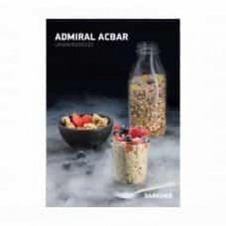 Табак Dark Side Medium Admiral Acbar 100 грамм (овсяная каша)