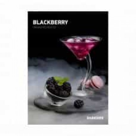 Табак Dark Side Medium Blackberry 100 грамм (ежевика)