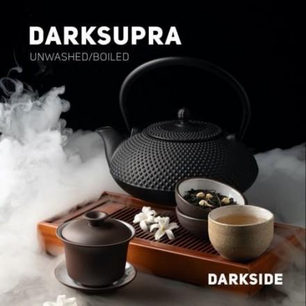 Табак Dark Side Medium Dark Supra 250 грамм (вкус традиционного японского зеленого чая Сенча с тонкой ноткой жасмина)