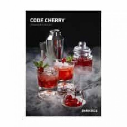 Табак DarkSide Soft — Code Cherry 100 грамм (Вишневый Сироп)