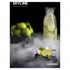 Табак Dark Side Soft Skylime 100 грамм (лайм с мятой)