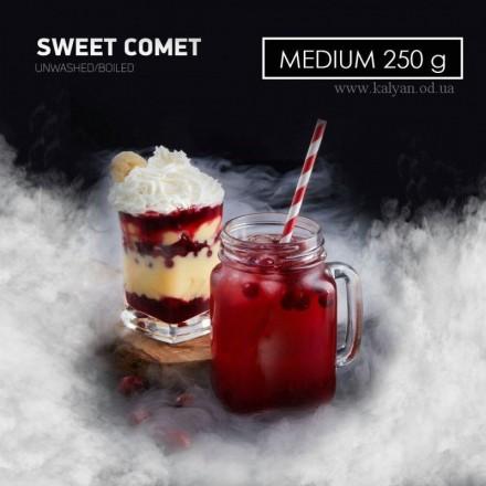 Табак Dark Side Medium Sweet Comet 250 грамм (клюквенно-банановый десерт)