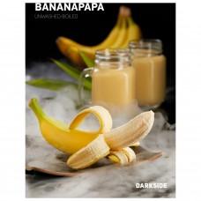 Табак Dark Side Medium Bananapapa 250 грамм (банан)