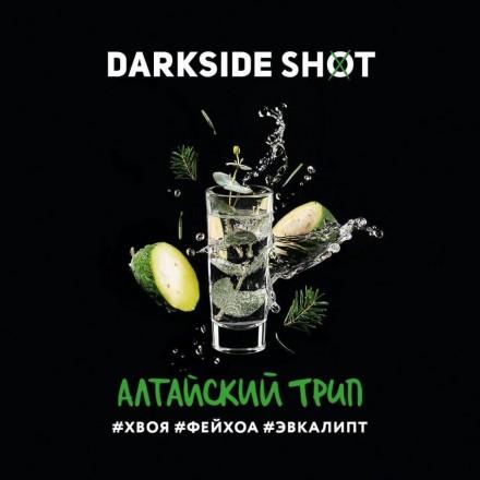Табак Dark Side Shot Line Алтайский Трип 30 грамм (хвоя фейхоа эвкалипт)