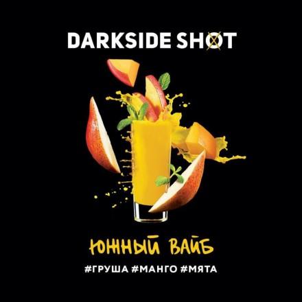 Табак Dark Side Shot Line Южный Вайб 30 грамм (груша манго мята)