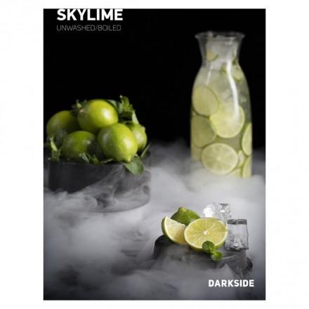 """Табак Dark Side Medium Sky Lime 100 грамм (""""небесный"""" вкус лайма с мятой)"""