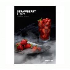 Табак Dark Side Medium Strawberry Light 250 грамм (клубника)