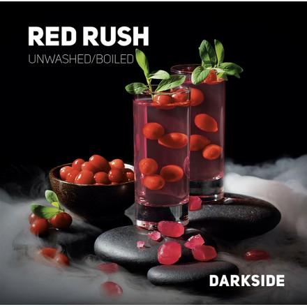 Табак Dark Side Medium Red Rush 250 грамм (барбарисовая конфета)