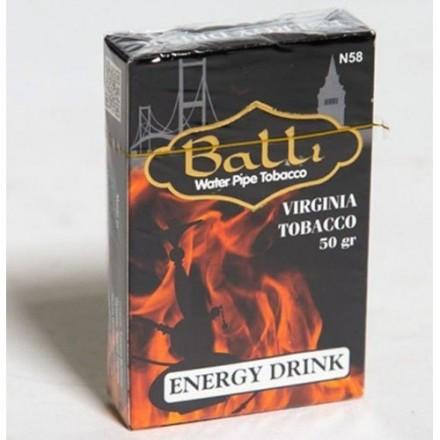 Табак Balli Energy Drink 50 грамм (энергетик)