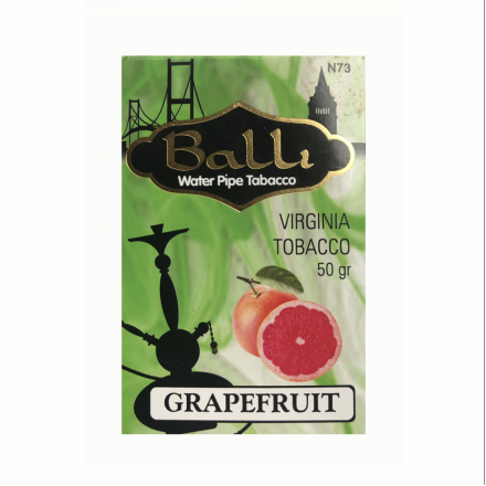 Табак Balli Grapefruit 50 грамм (грейпфрут)