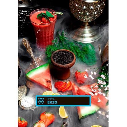 Табак Element Water Ekzo 100 грамм (Арбуз Клубника Лимон)