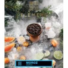 Табак Element Water Moroz 100 грамм (лед с мятой