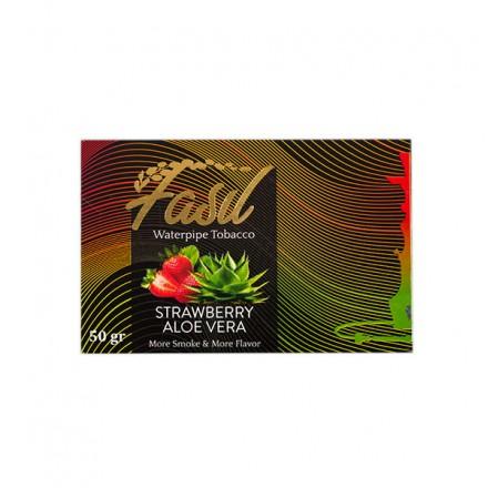 Табак Fasil Strawberry Aloe Vera 50 грамм (клубника с алоэ)