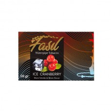 Табак Fasil Ice Cranberry 50 грамм (ледяная клюква)