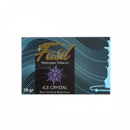 Табак Fasil Ice Crystal 50 грамм (лёд)
