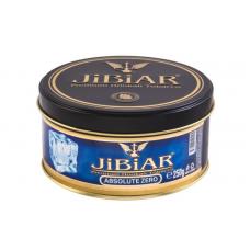 Табак JIBIAR Absolute Zero 250 грамм (Морозная Свежесть)