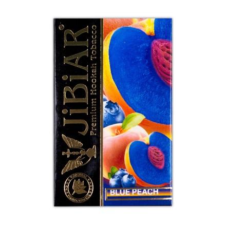 Табак Jibiar Blue Peach 50 грамм (голубика персик)