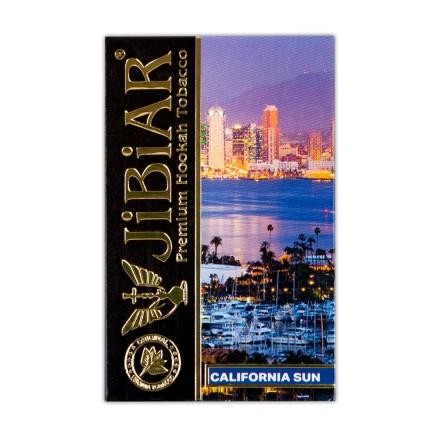 Табак JIBIAR California Sun 50 грамм
