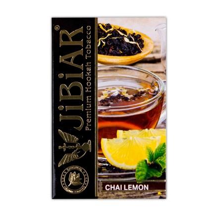 Табак JIBIAR Chai Lemon 50 грамм (Чай С Лимоном)