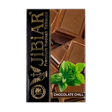 Табак JIBIAR Chocolate Chill 50 грамм