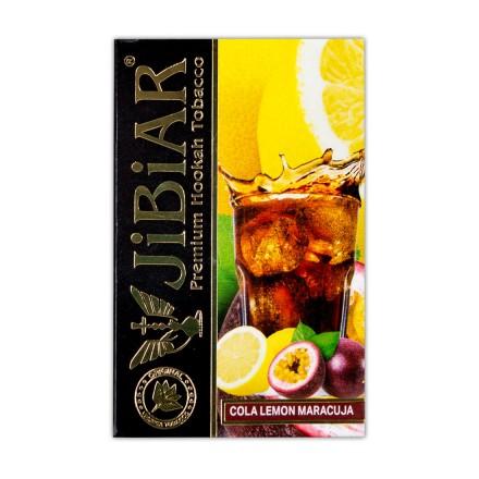 Табак JIBIAR Cola Lemon Maracuja 50 грамм