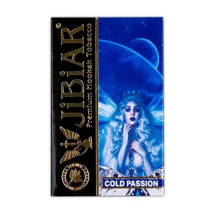 Табак JIBIAR Cold Passion 50 грамм (Лед Маракуйя)