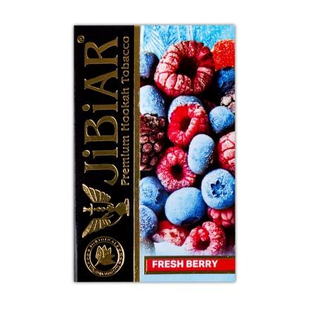 Табак JIBIAR Fresh Berry 50 грамм