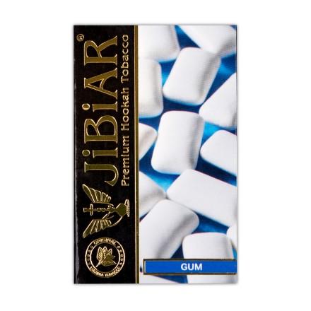 Табак JIBIAR Gum 50 грамм (Жуйка Мятная)