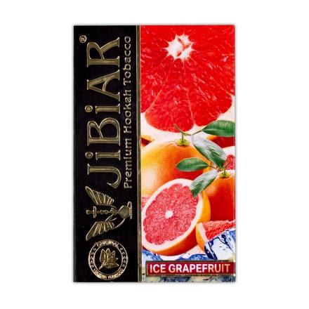Табак JIBIAR Ice Grapefruit 50 грамм (Ледяной Грейпфрут)