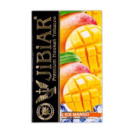 Табак JIBIAR Ice Mango 50 грамм