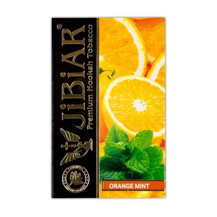 Табак JIBIAR Orange Mint 50 грамм