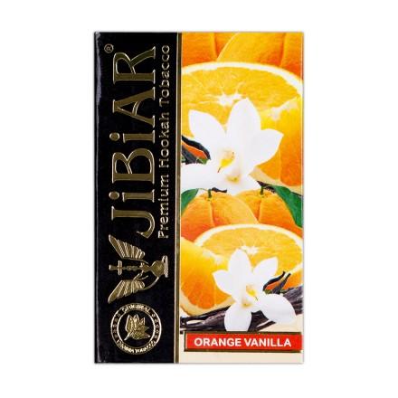 Табак JIBIAR Orange Vanilla 50 грамм